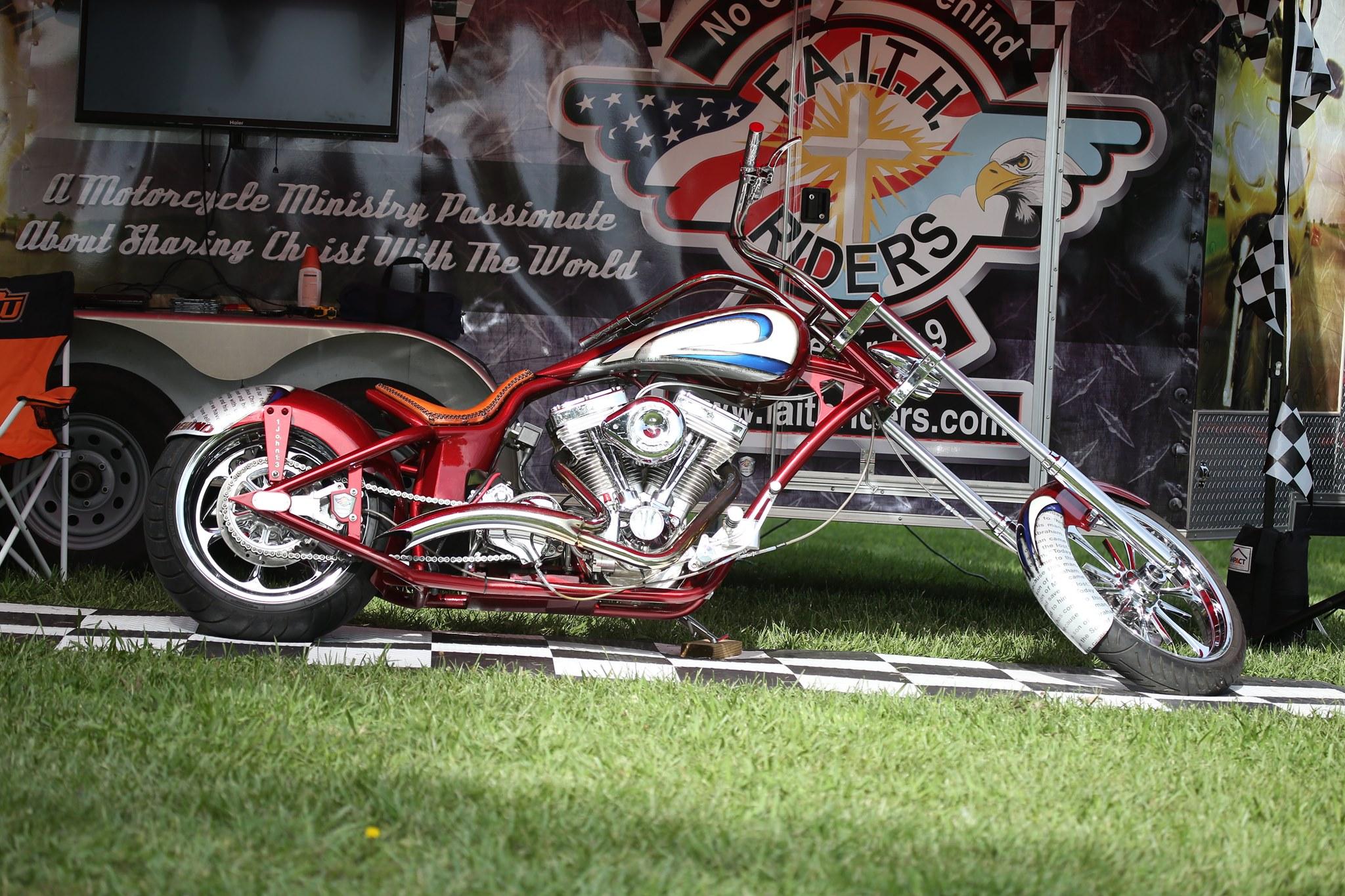 Oklahoma F.A.I.T.H. Riders